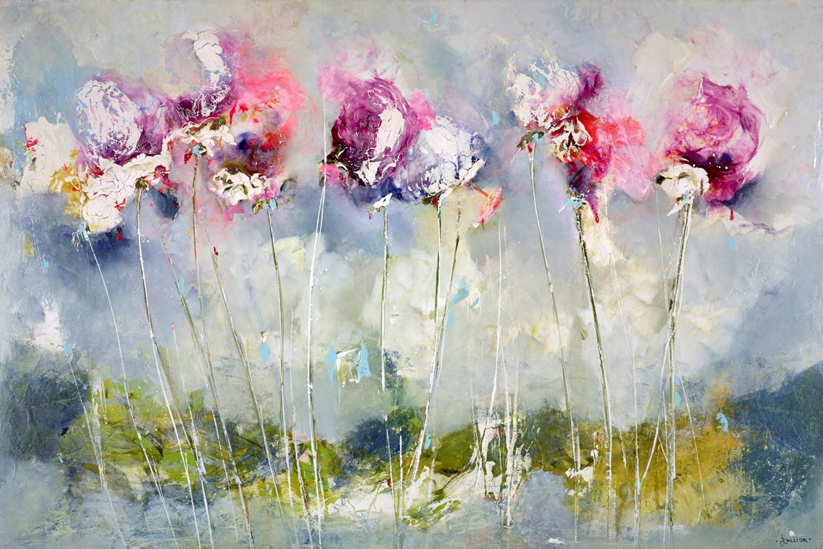 Felicity II by emilija pasagic -  sized 60x40 inches. Available from Whitewall Galleries